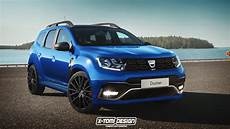 dacia won t make a sporty duster gt but the has