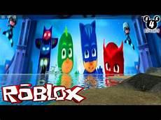 roblox pj masks for