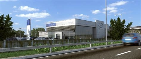 Dealer Group To Build New Hyundai Dealerships In Stockport