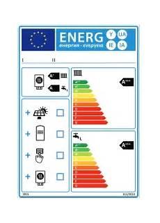 heizung energie label quot energiepickerl quot