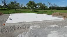 Worauf Sie Beim Aufbau Einer Bodenplatte Achten Sollten
