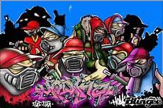 Kumpulan Gambar Grafiti Nama Sendiri Yang Keren Terbaru