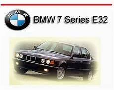 best auto repair manual 2003 bmw 7 series engine control bmw 7 series e32 1988 1994 service repair manual download manuals