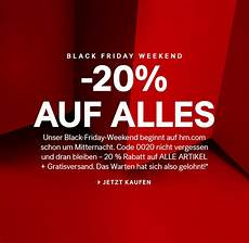 black friday 2018 angebote h m black friday 2020 die besten rabatte zum shopping event