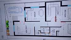 vasthu house plans 24x57 best vastu house plan youtube