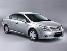Price Of Toyota Avensis 2012  Cars News And Prices