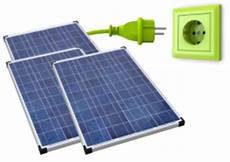 solaranlage steckdose erlaubt vde pv kleinanlagen mit stecker anschluss ans hausnetz