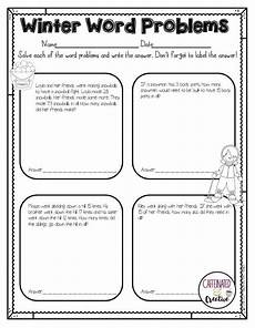 winter worksheets for 4th graders 20177 how to survive the winter holidays as a word problems 3rd grade math word problems