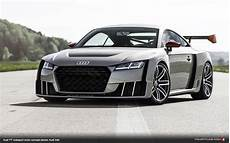 Audi Tt Clubsport Turbo Concept A Technical Showcase W