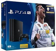 playstation 4 ps4 pro 1tb console fifa 18 ps plus 14