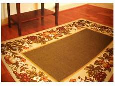 Kitchen Area Rugs With Fruit by Large Fruit Themed Area Rug