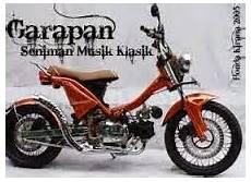 Yamaha V80 Modif by Modifikasi Motor Yamaha V80 Klasik Tapi Tetap Oke
