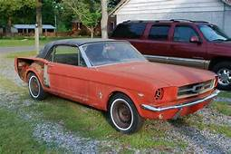Virginia Classic Mustang Blog 1964 1/2