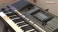 summer namm 2015 yamaha psr s770 arranger keyboard demo