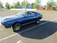 1969 amc amx car auto american motors muscle car vintage car manual 4 speed classic 1969 amc