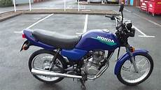 2001 Honda Cg125 Cg 125 Brazil Motorbike Great Runner New