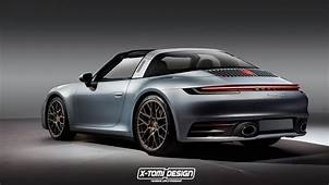 Forget A Carrera T This Is The 992 Porsche 911 We Really Want