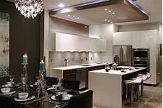 Eclairage Cuisine Plafond Led Deckenbeleuchtung K 252 Che Blaues Licht Wei 223 Hochglanz