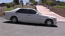 97 mercedes s500 s320 wide big 500 w140 for sale 4500 youtube