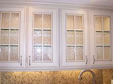 Kitchen Cabinet Doors Glass Inserts by Cabinet Doors With Glass Textured Glass Inserts And