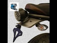 Yamaha Xsr 700 Umbau Kurzes Heck Tidy