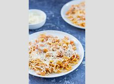 easy chicken bolognese_image