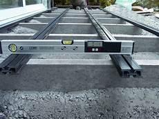 wpc dielen ohne unterkonstruktion bodenplatte garage ohne