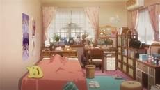 Aesthetic Anime Bedroom Ideas by Anime Living Shimamura Uzuki S Bedroom The Idolm Ster