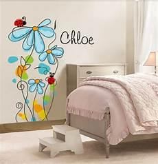 Wandbemalung Kinderzimmer Selber Machen - kinderzimmerw 228 nde gestalten lustige wandsticker und