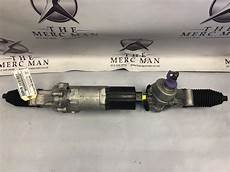 electric power steering 2011 mercedes benz cl class navigation system 2054608101 steering rack mercedes c class w205 c63 amg 2015 electric the merc man