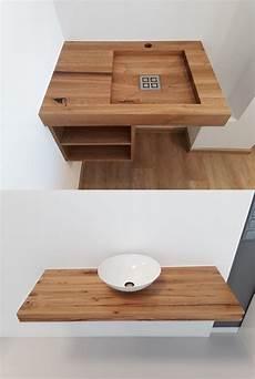 simple chic waschbecken aus holz woodbasin das ist
