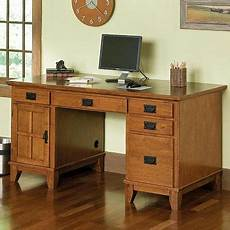 mission style home office furniture mission style home office desks amish made oak craftsman