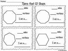 2d shapes names worksheets 1210 name that 2d shape by the leap ladyz teachers pay teachers