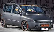 260 Hp Fiat Multipla Weirdwheels