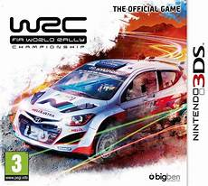 jeux de voiture rally wrc fia world rally chionship the official