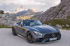 Mercedes Amg Gt C Gt Roadster Revealed Ahead Of