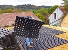 Rasengittersteine Rgs35 Aus Kunststoff Ohne Unterbau