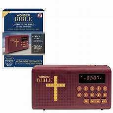 Bible Audio Books Player Speaker King by Details About Bible King Version As Seen On T