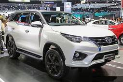 2020 Toyota Fortuner First Look Facelift Engine Release