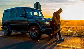 DJ Shimzas Flashy Mercedes G63 Allegedly Stolen From His