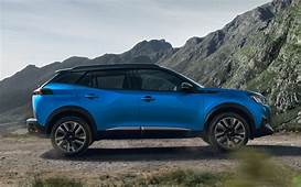 2020 Peugeot 2008 And E Prices Details Electric