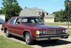 old car manuals online 1984 mercury grand marquis auto manual 1984 mercury grand marquis 77 394 orig miles sold by second owner quot land yacht quot for sale