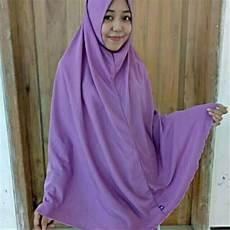 Jilbab Najwa Jumbo Voal Motif