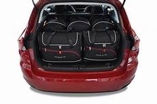 Kjust Fiat Tipo Sw 2016 Kofferraumtaschen Set 5 Stk