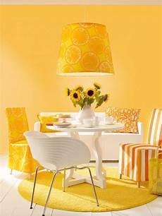 Die Farbe Gelb Sch 214 Ner Wohnen Farbe