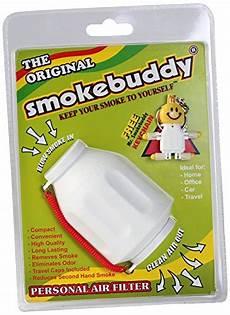 Smoke Buddy Mit Luftfilter F 252 R Den Rauch Original
