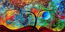 Lukisan Dinding Abstrak Yang Bikin Kamu Menerka Nerka Apa