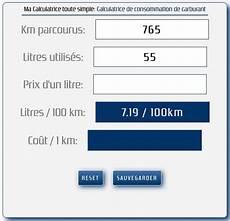 Calculer La Consommation De Carburant D Une Voiture Diesel