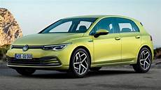 2020 volkswagen golf ushers in eighth generation with 11