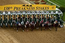 Preakness Chart 2014 Preakness 2013 Odds Post Position And Start Time For